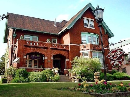 Great Place to stay The Brumder Mansion near Milwaukee