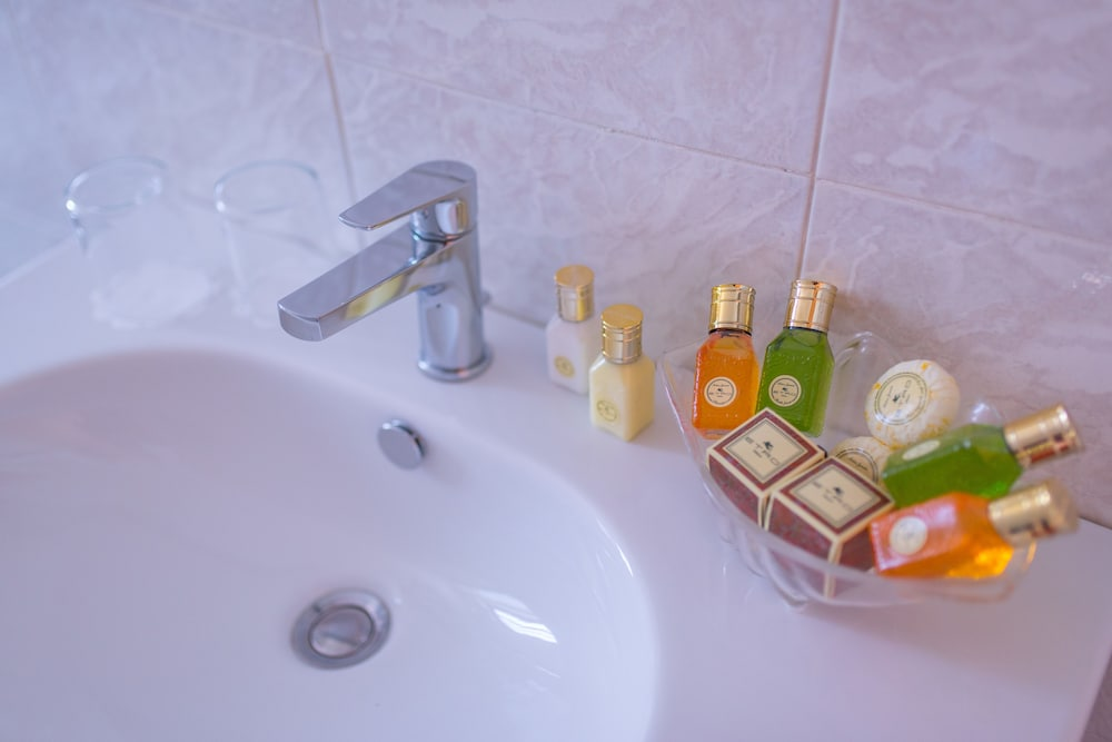Bathroom Amenities, Grand Hotel Miramare