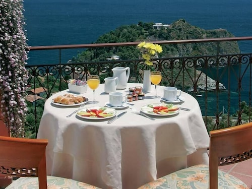 Terrace/Patio, Grand Hotel Miramare