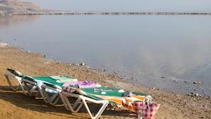 Kostenloser Shuttle zum Strand, Liegestühle, Sonnenschirme, Strandtücher