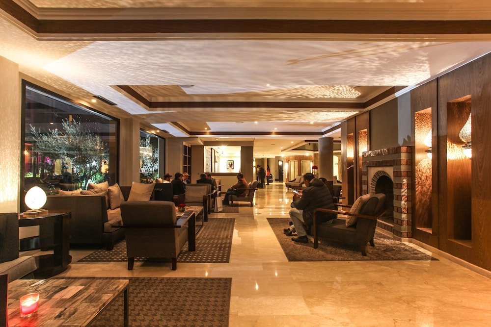 Lobby, Hivernage Hotel And Spa