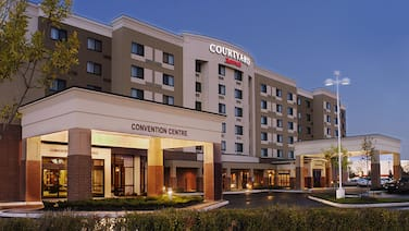 Courtyard by Marriott Toronto Brampton