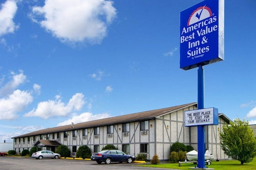 國際瀑布城美洲最佳價值套房酒店