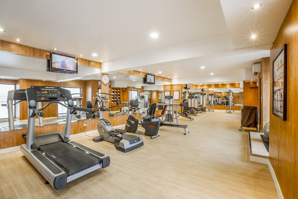 Fitness Facility, Golden Sands Hotel Apartments