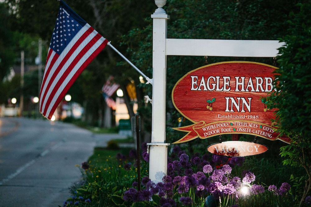 Exterior, Eagle Harbor Inn