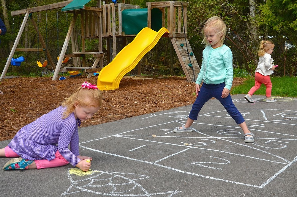 Children's Play Area - Outdoor, Eagle Harbor Inn