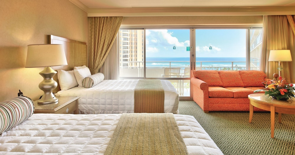 Room, Waikiki Marina Resort at the Ilikai