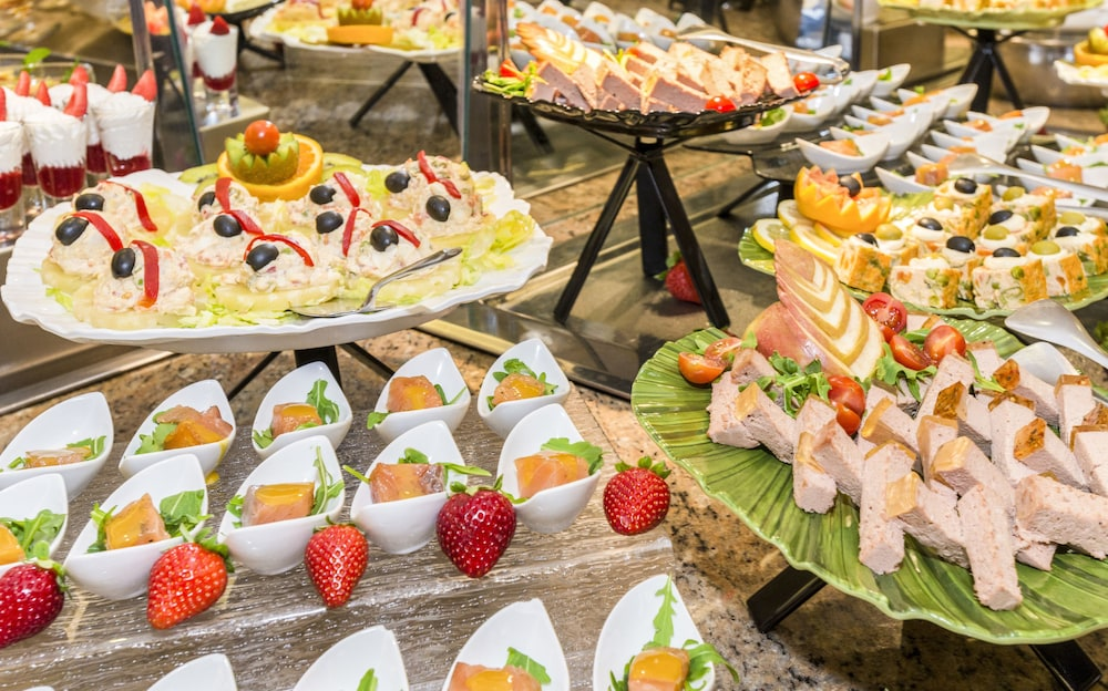 Buffet, TUI BLUE Isla Cristina Palace - Adults Only