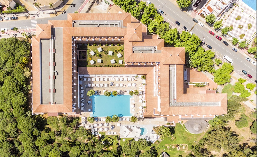 Aerial View, TUI BLUE Isla Cristina Palace - Adults Only
