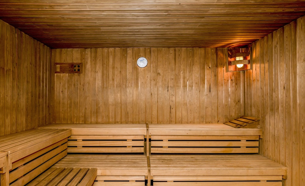 Sauna, TUI BLUE Isla Cristina Palace - Adults Only
