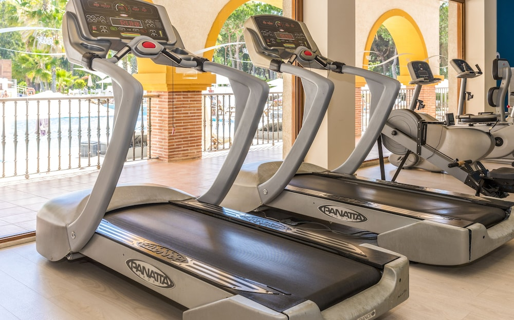 Fitness Facility, TUI BLUE Isla Cristina Palace - Adults Only