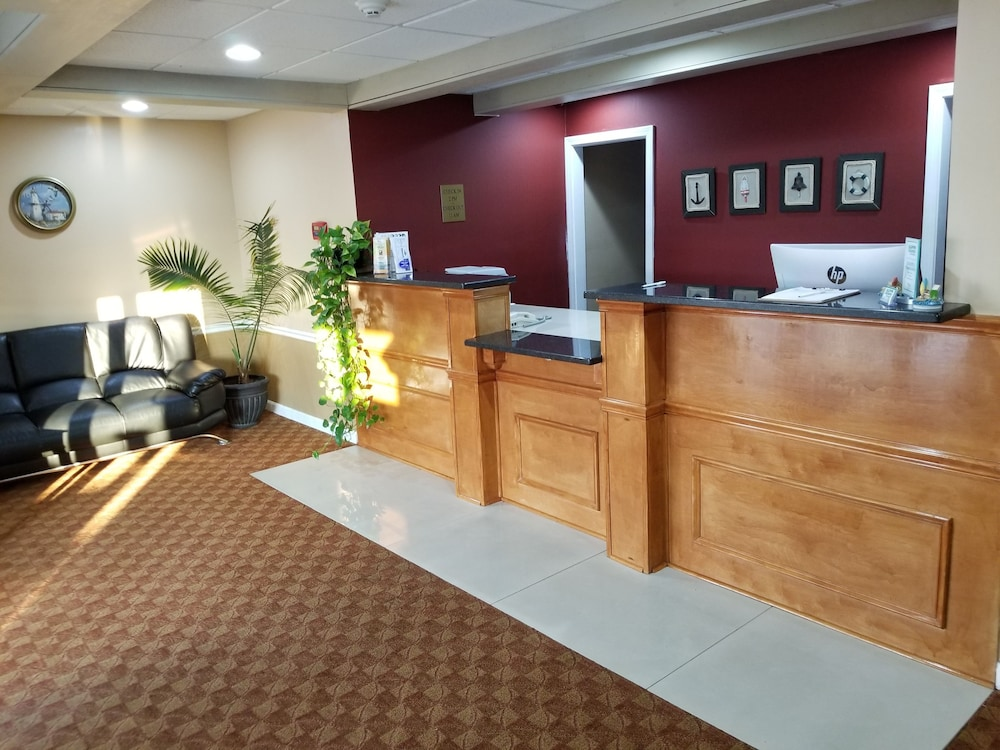 Lobby, All Seasons Inn and Suites