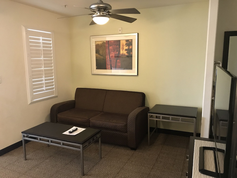 Living Area, Hawthorn Suites by Wyndham Victorville