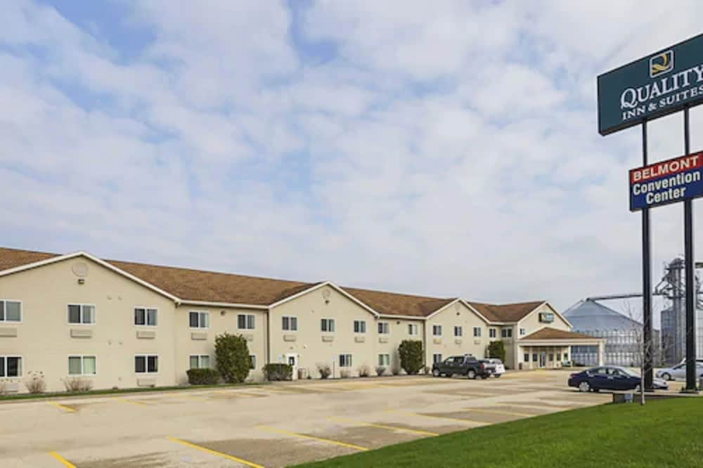 Featured Image, Quality Inn & Suites Belmont Route 151