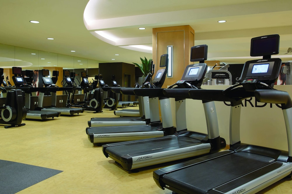 Fitness Facility, Marriott's Grand Chateau (No Resort Fee)