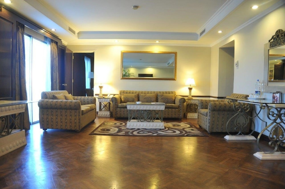 Living Area, Pearl Continental Rawalpindi