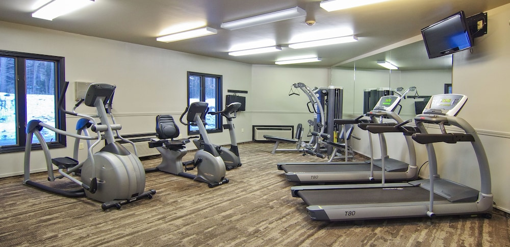 Fitness Facility, Green Granite Inn