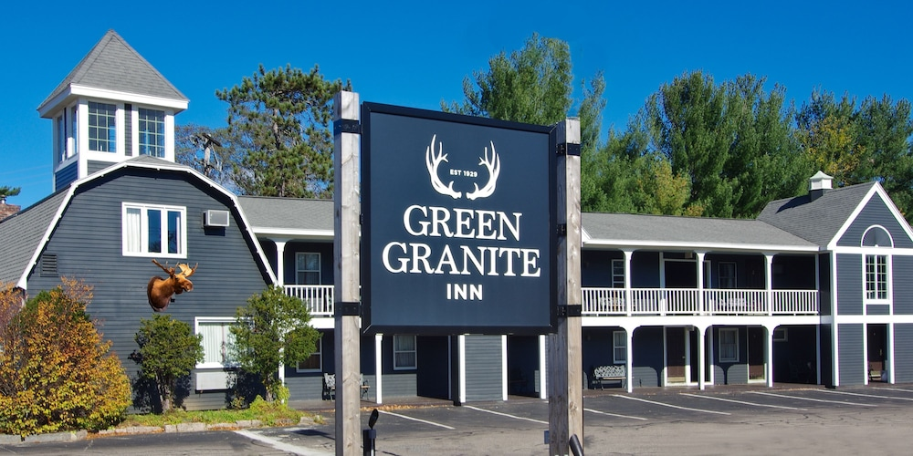 Exterior, Green Granite Inn