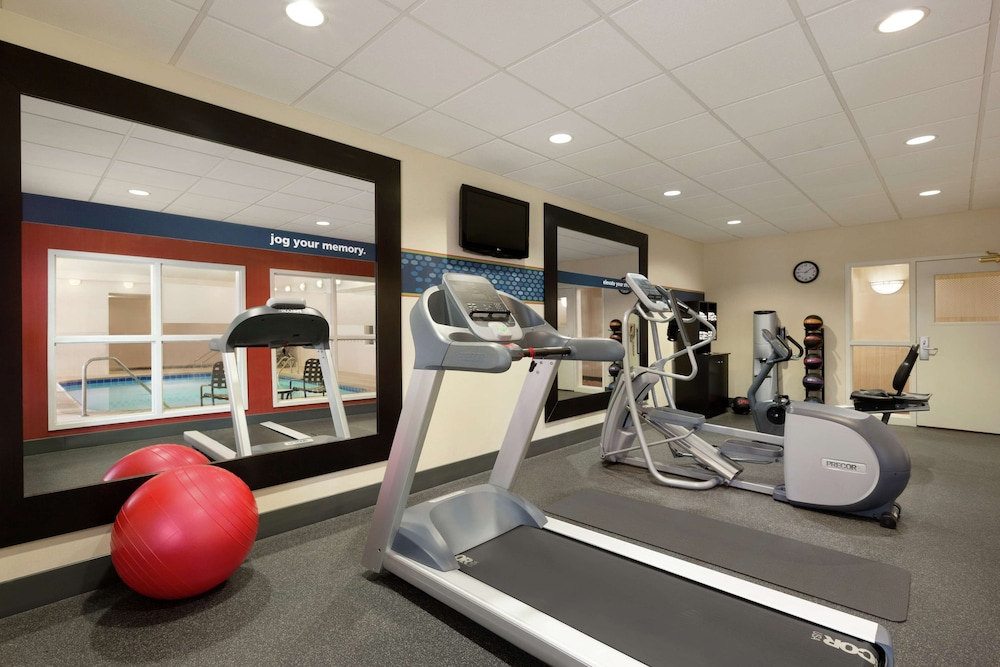 Fitness Facility, Hampton Inn Wichita Falls Sikes Senter Mall