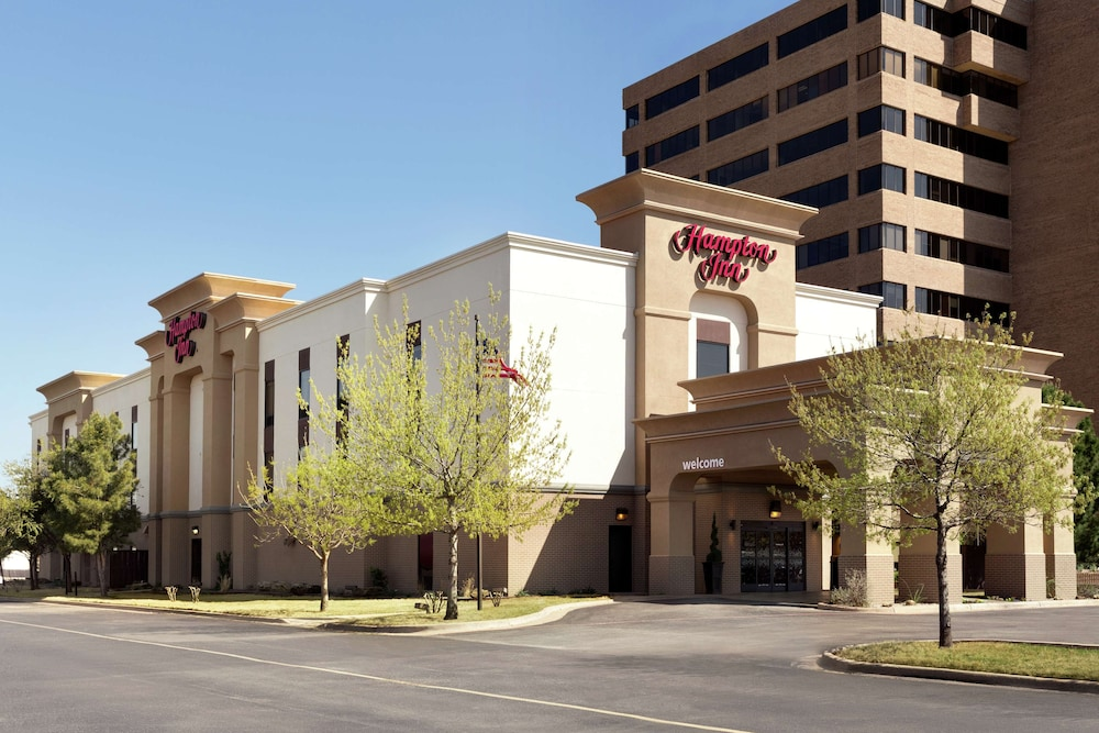 Exterior, Hampton Inn Wichita Falls Sikes Senter Mall