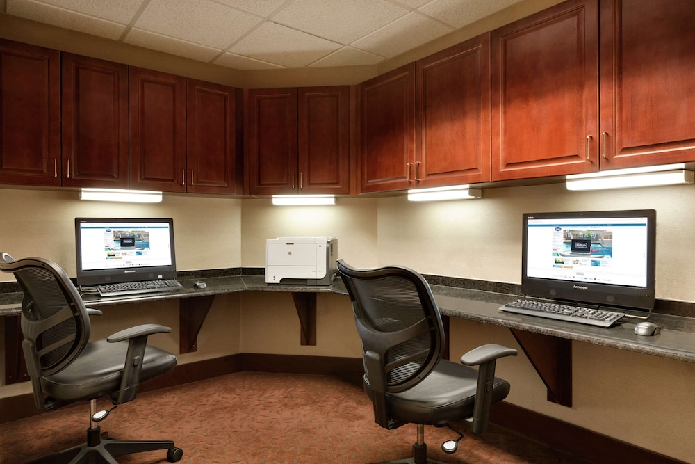 Business Center, Hampton Inn Wichita Falls Sikes Senter Mall