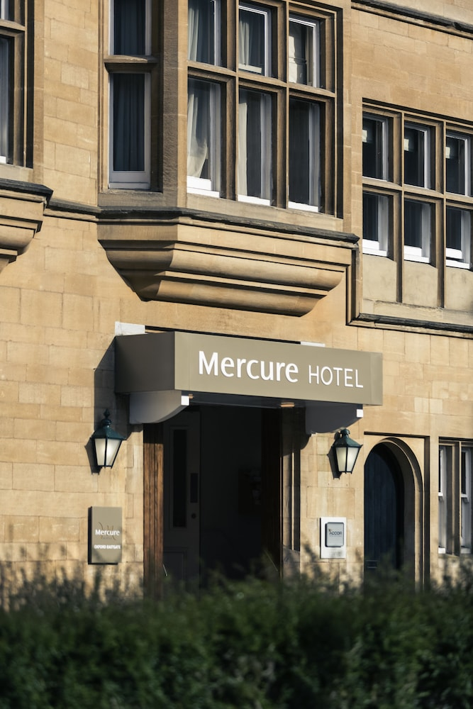 Front of Property, Mercure Oxford Eastgate Hotel