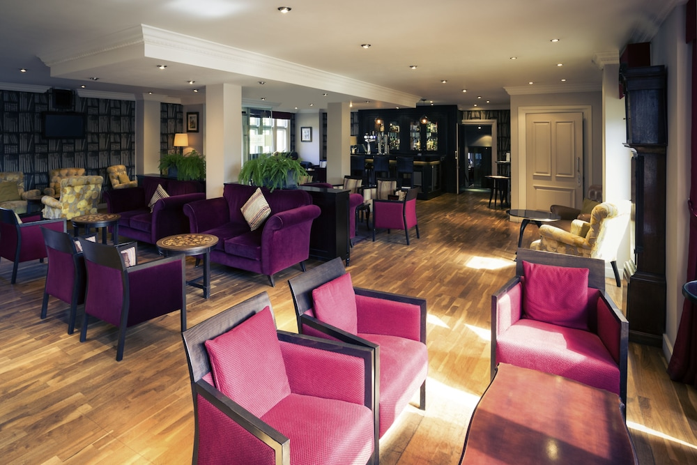 Lobby Lounge, Mercure Oxford Eastgate Hotel