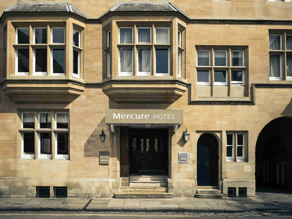 Exterior, Mercure Oxford Eastgate Hotel