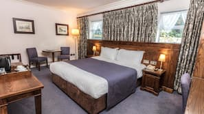 In-room safe, desk, blackout curtains, free WiFi