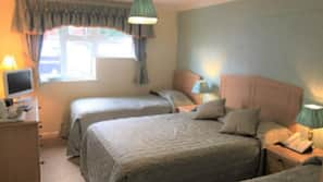 Cots/infant beds, free WiFi, bed sheets
