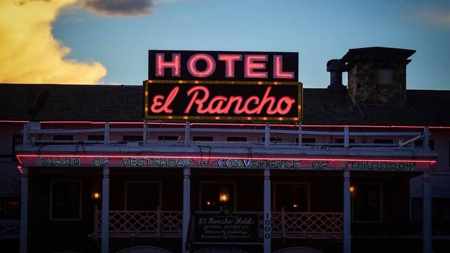 Historic El Rancho Hotel