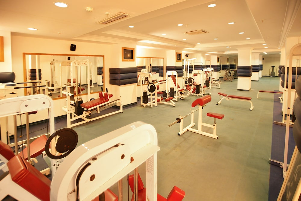 Gym, Asteria Kemer Resort - All Inclusive