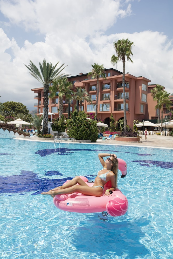 Outdoor Pool, Asteria Kemer Resort - All Inclusive