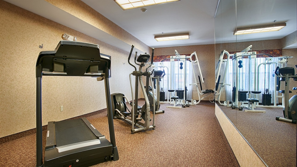Fitness Facility, Best Western I-5 Inn & Suites