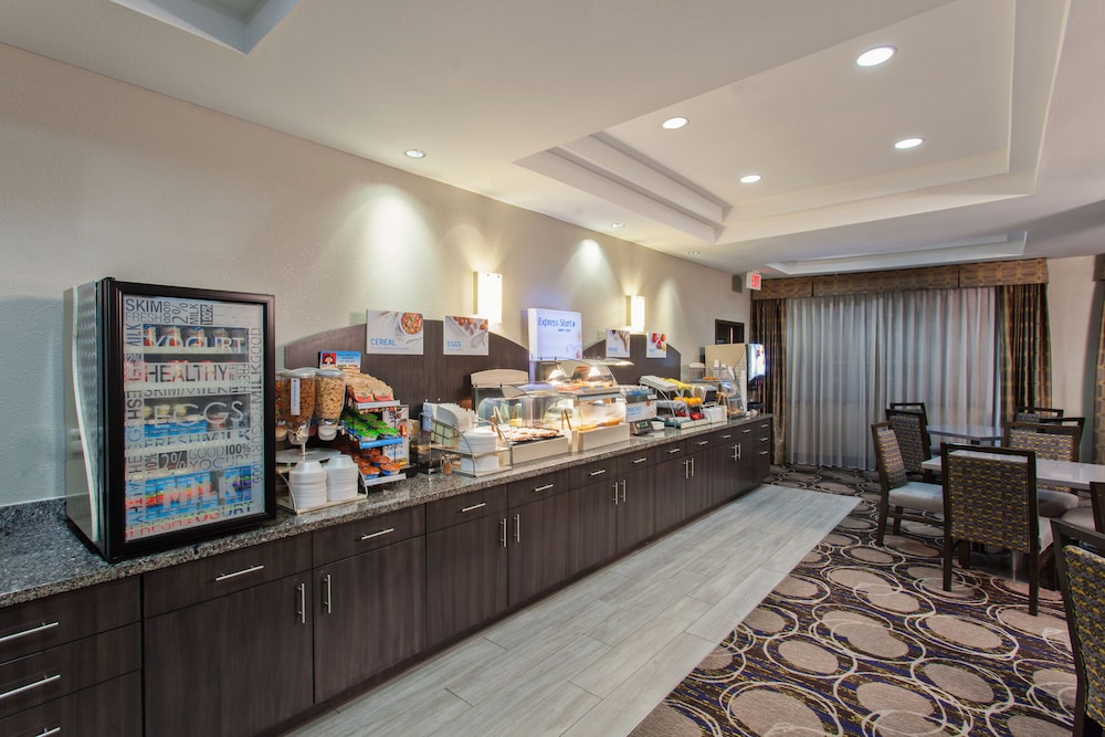 Breakfast Meal, Holiday Inn Express Hotel & Suites Wharton