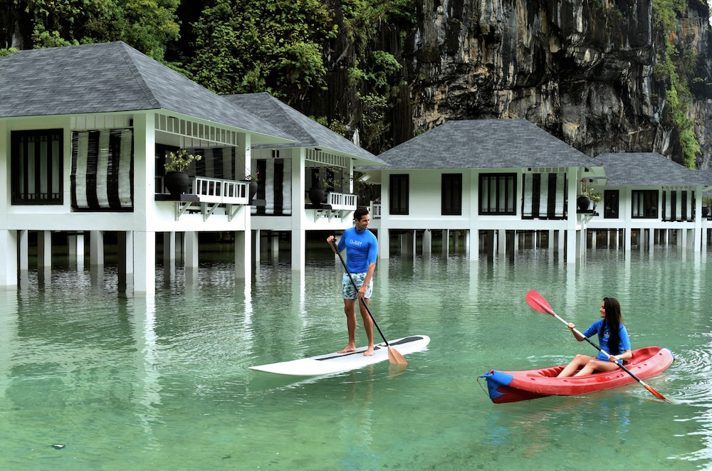 Sports Facility, Lagen Island Resort