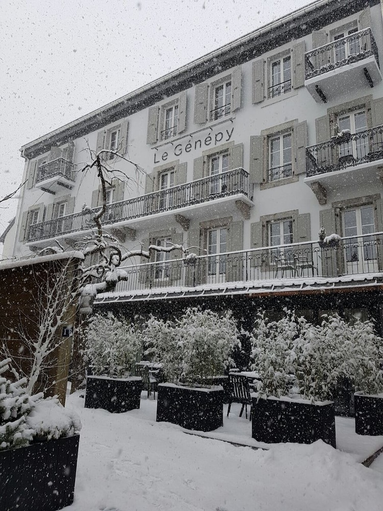 Appart Hotel Chamonix