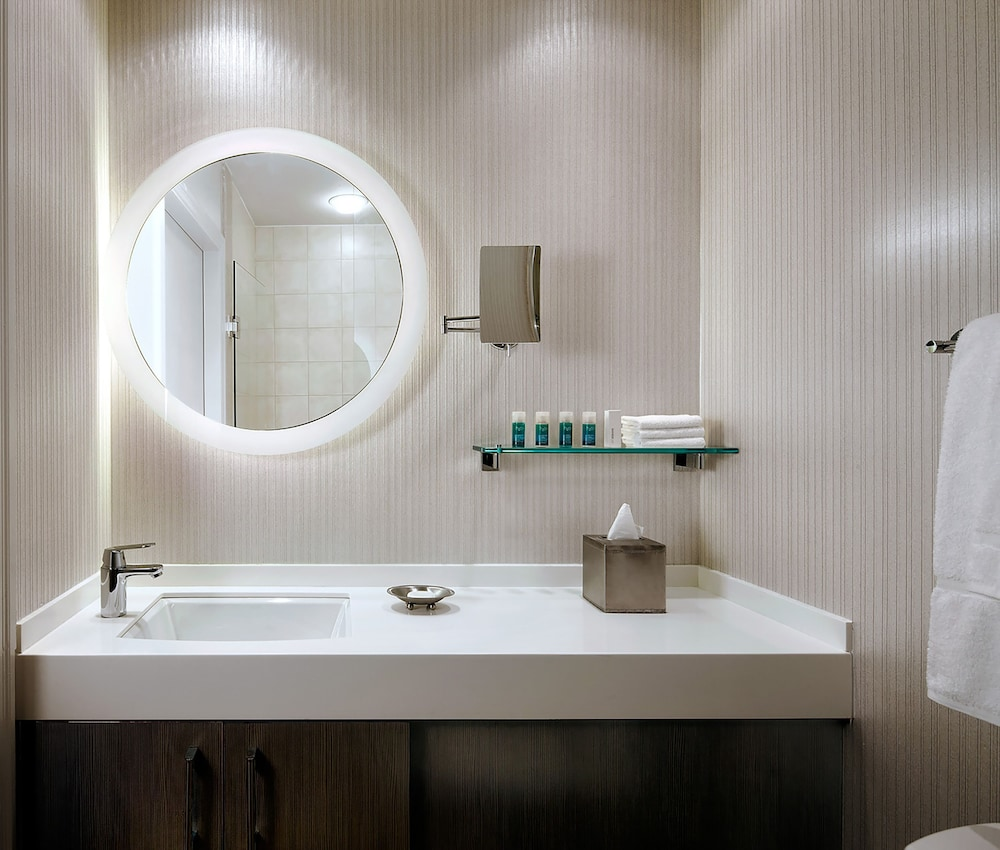 Bathroom, One King West Hotel & Residence