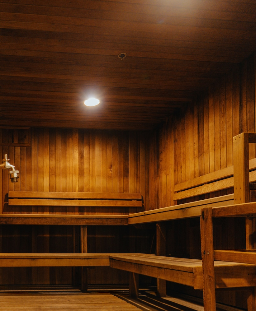 Sauna, One King West Hotel & Residence