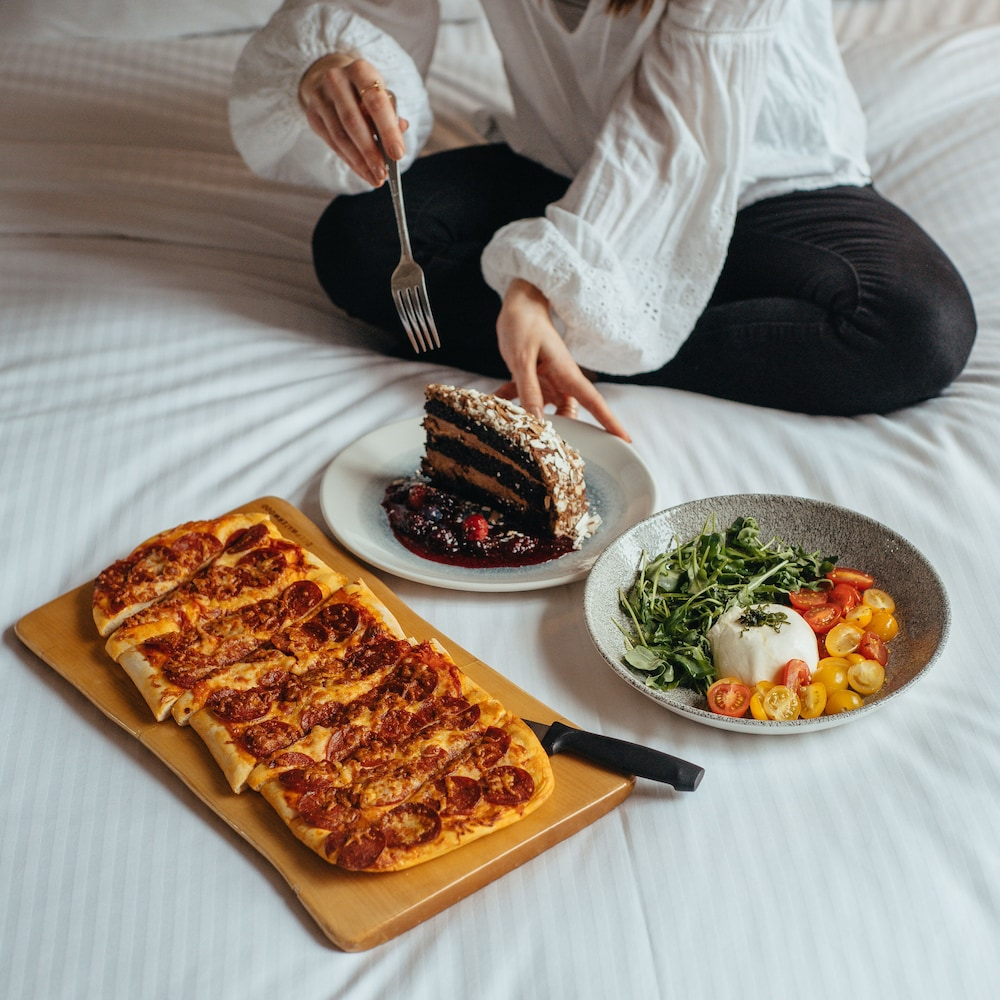 Room Service - Dining, One King West Hotel & Residence