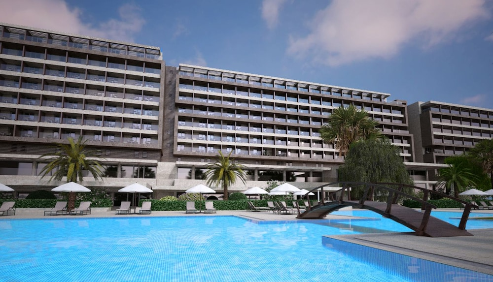 Amada colossos resort in rhodes island hotel rates for Boutique hotel 5 rhodes