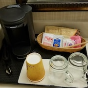In-Room Coffee