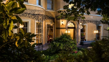 Cork's Vienna Woods Hotel and Villas