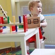 Zona infantil