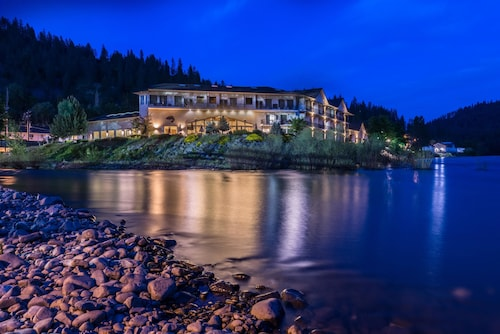 Check Expedia for Availability of Best Western Lodge At River's Edge