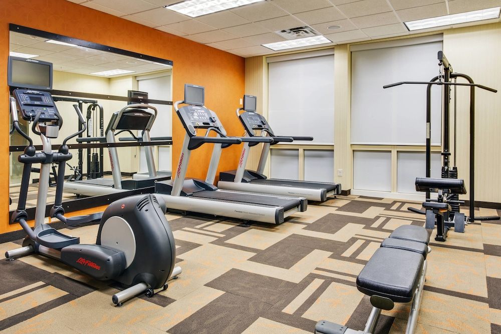 Fitness Facility, Courtyard by Marriott Fort Lauderdale SW/Miramar