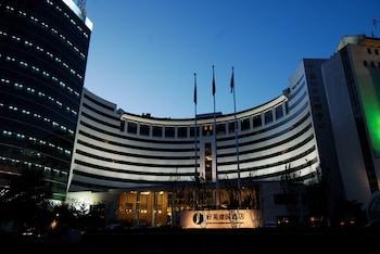 北京市内にある駅近くのホテルを探しています