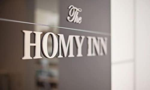 Featured Image, The Homy Inn
