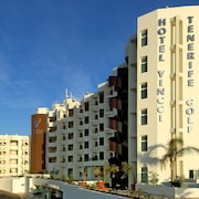 Fachada del alojamiento