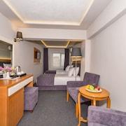 ベルガマ ホテル